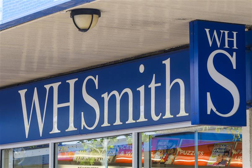 Whsmith dunstable warehouse